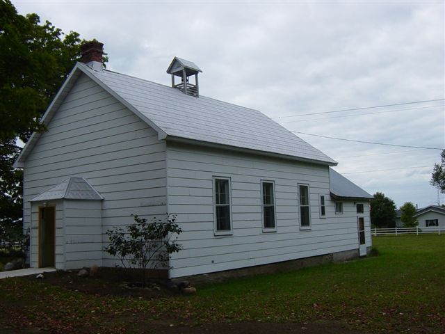 cedarhill school house