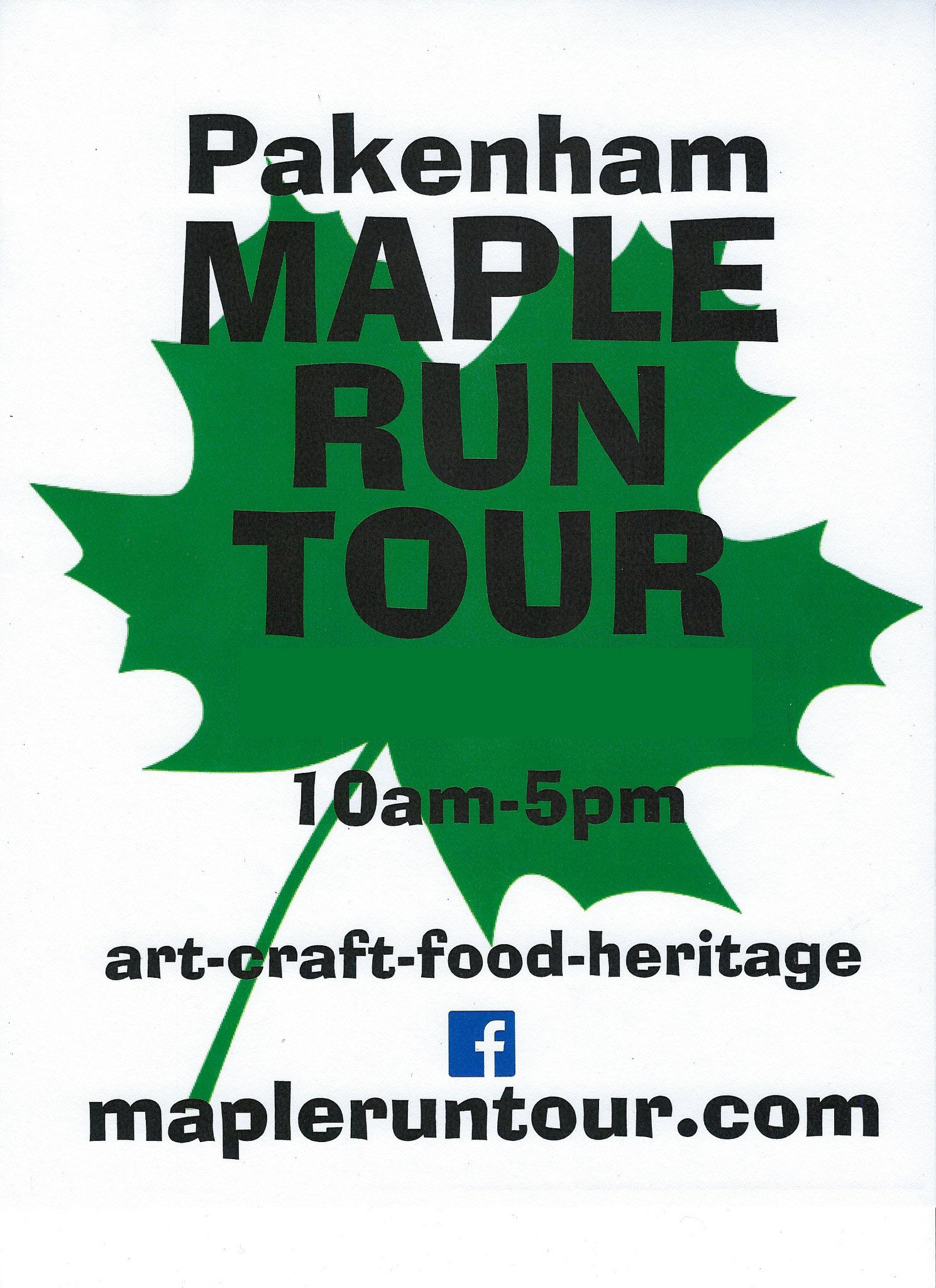 Maple Run